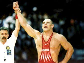 Александр Карелин - величайший борец в истории