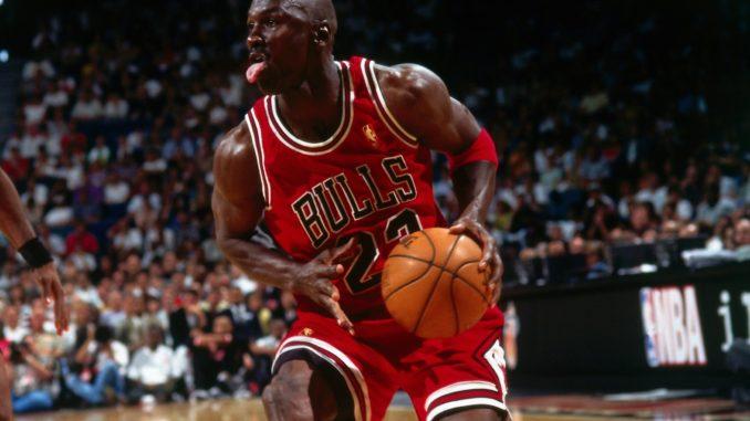 Майкл Джордан - легенда баскетбола