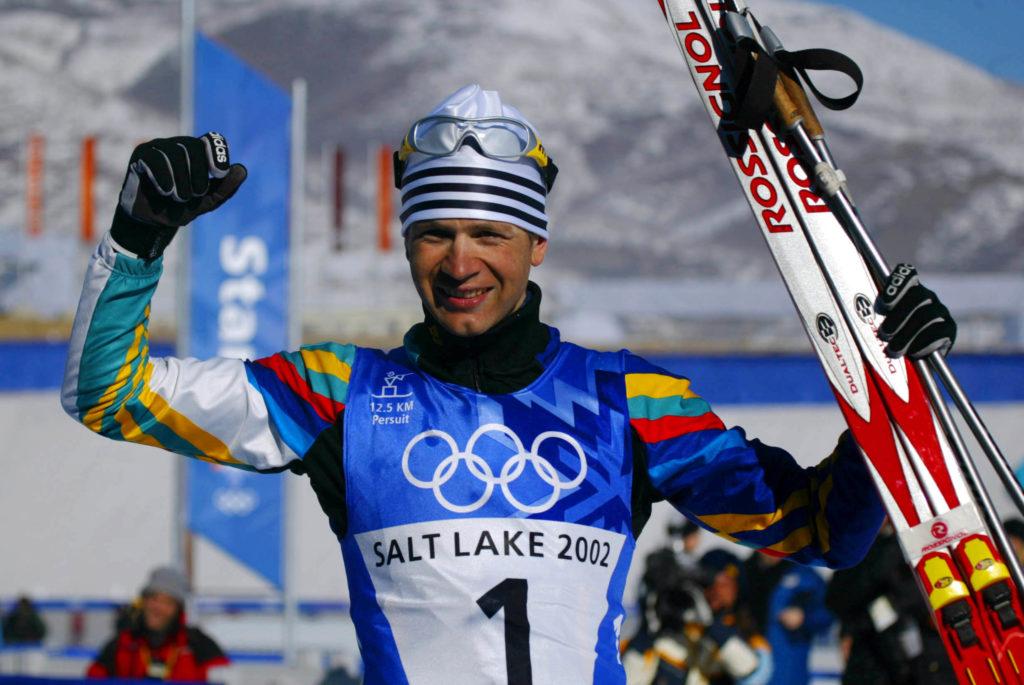 Уле Эйнар Бьорндален - герой Олимпийских игр 2002 года
