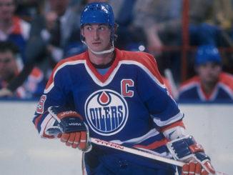 Уэйн Гретцки - лучший снайпер в истории НХЛ