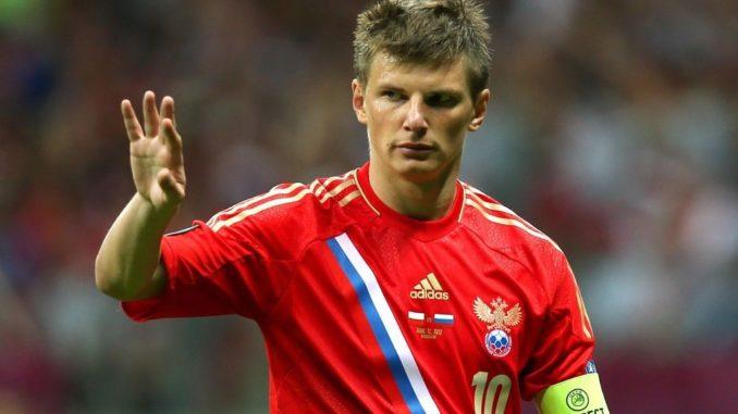 Андрей Аршавин - один из лучших футболистов в истории сборной России