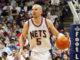 Джейсон Кидд занимает второе место в истории НБА по перехватам