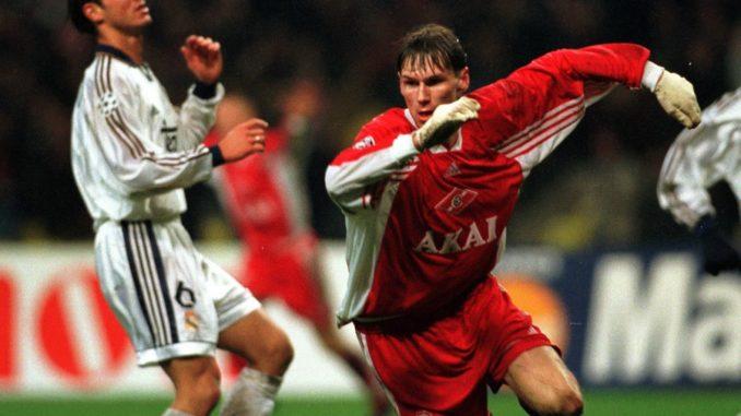 Егор Титов - лучший футболист России 1998, 2000 годов
