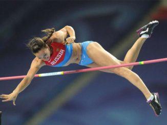 Елена Исинбаева - легендарная прыгунья с шестом