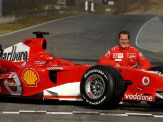 Красный Барон Михаэль Шумахер - легенда Формулы-1 и Скудерии Феррари