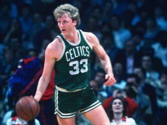 Ларри Берд - легенда НБА и «Бостон Селтикс»