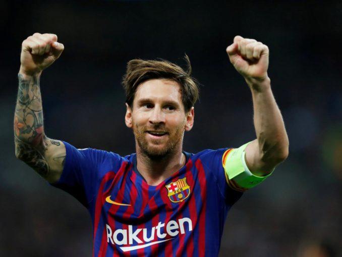 Лионель Месси - живая легенда «Барселоны»