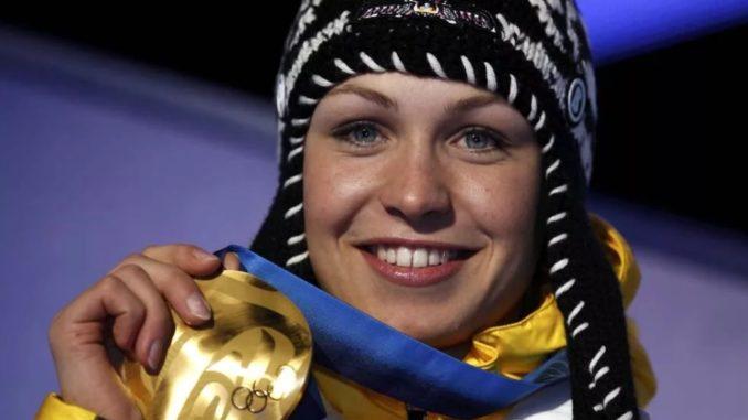 Магдалена Нойнер - олимпийская чемпионка 2010 года