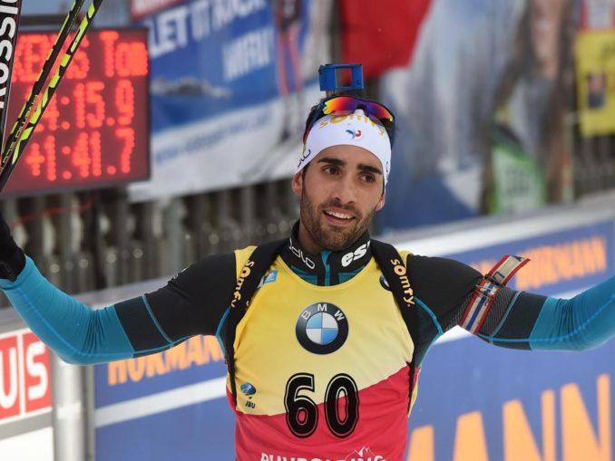Мартен Фуркад - семикратный обладатель Кубка мира