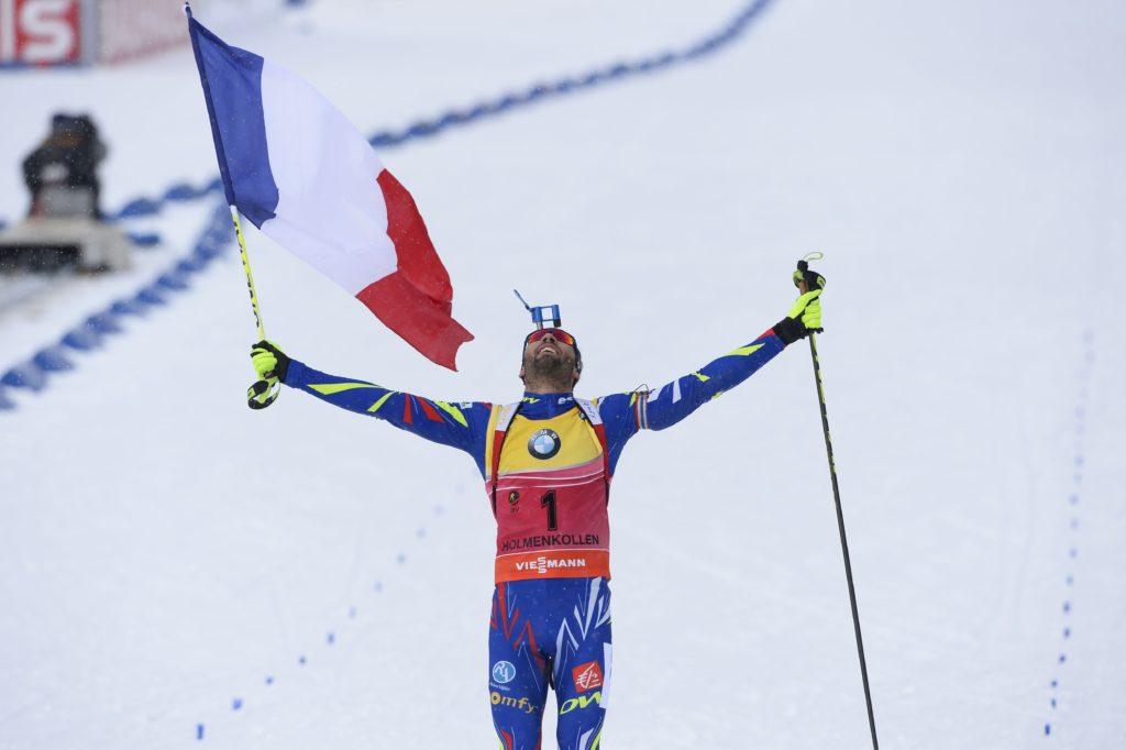 Мартен Фуркад стал четырехкратным чемпионом мира в 2016 году