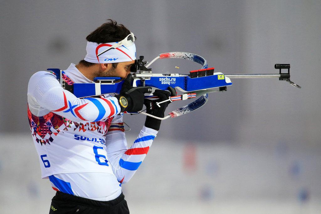 На Олимпийских играх в Сочи-2014 Мартен Фуркад выиграл две золотые и одну серебряную медаль