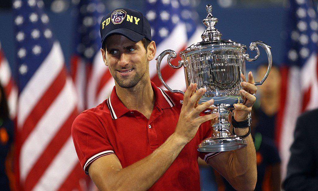 Новак Джокович - победитель US Open-2011