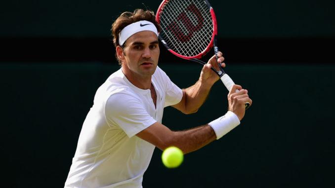 Роджер Федерер - маэстро большого тенниса