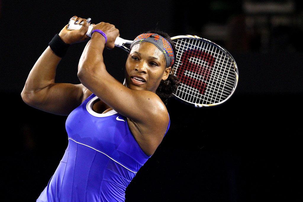 Серена Уильямс семь раз выигрывала Australian Open