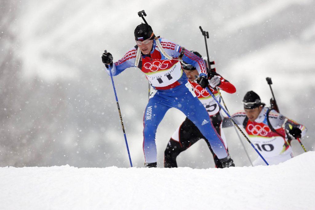 Сергей Чепиков на своей шестой Олимпиаде в карьере (Турин-2006)