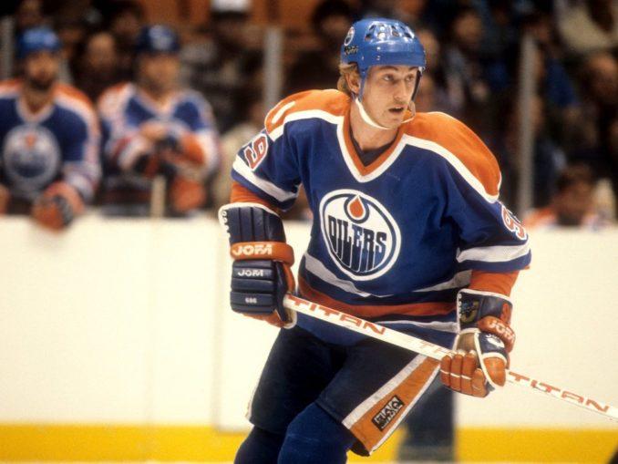 Уэйн Гретцки - лучший хоккеист в истории