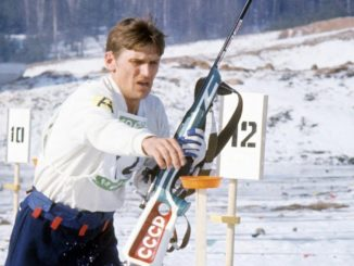Александр Тихонов - лучший биатлонист XX века