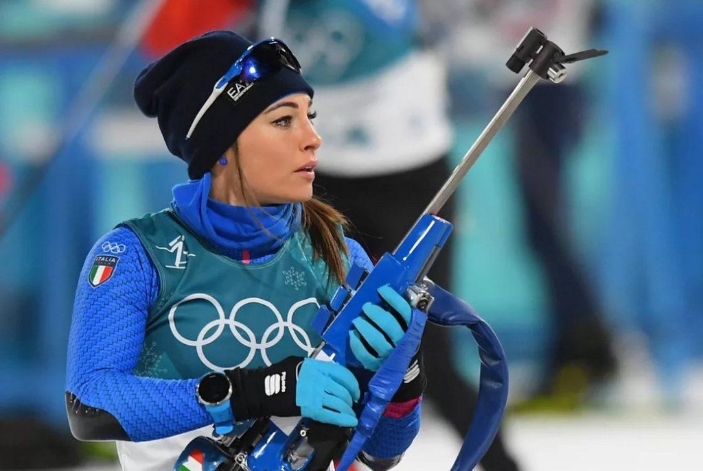 Доротея Вирер на Олимпийских играх-2018