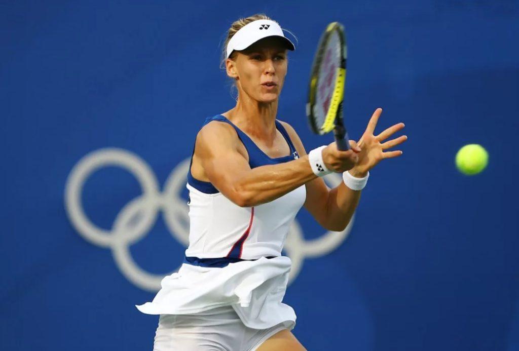 Елена Дементьева на Олимпийских играх 2008 года