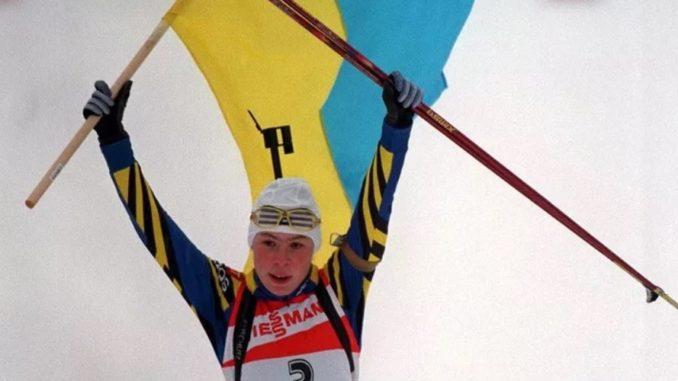 Елена Зубрилова - многократный призер чемпионатов мира по биатлону