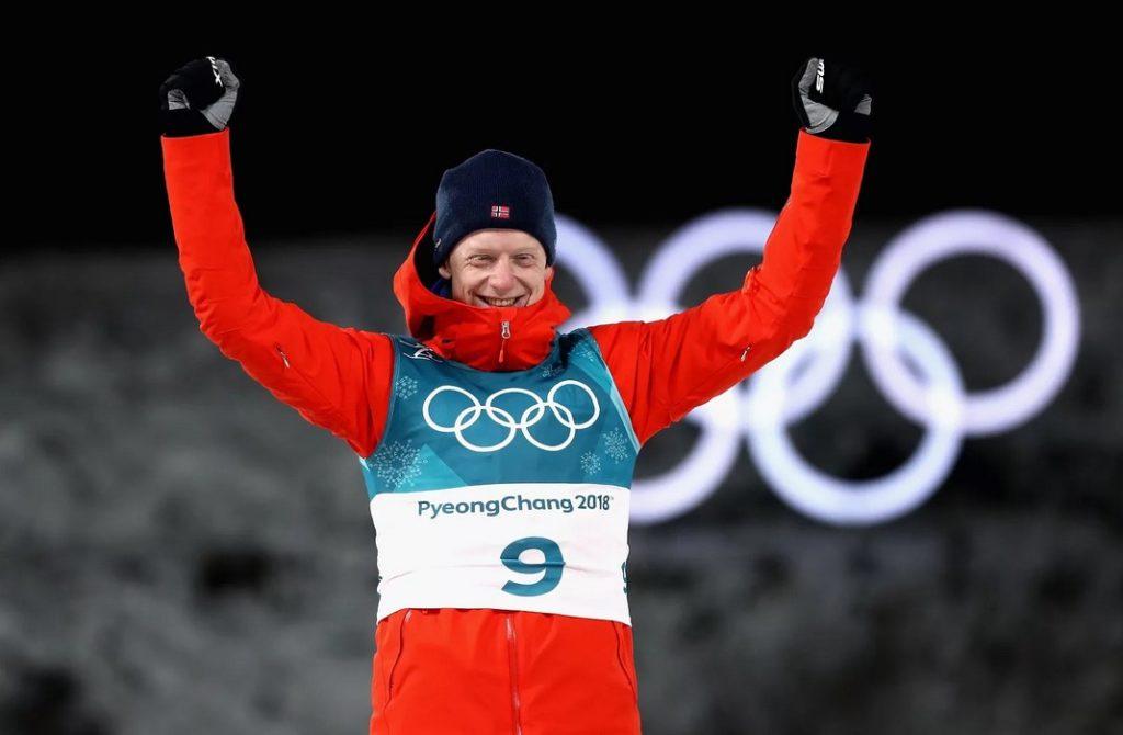 Йоханнес Бе - олимпийский чемпион-2018 в индивидуальной гонке