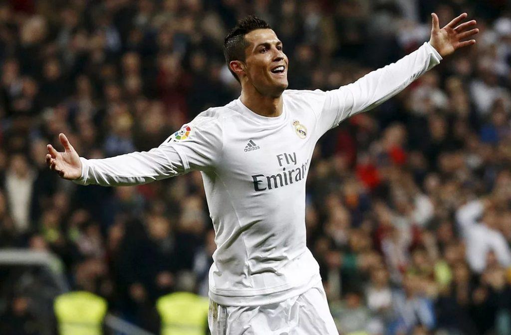 Криштиану Роналду - лучший бомбардир в истории «Реала»