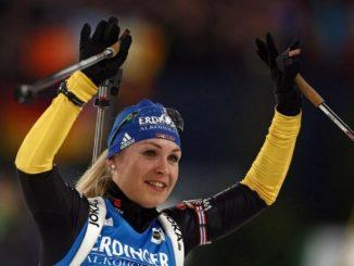 Магдалена Нойнер - двенадцатикратная чемпионка мира