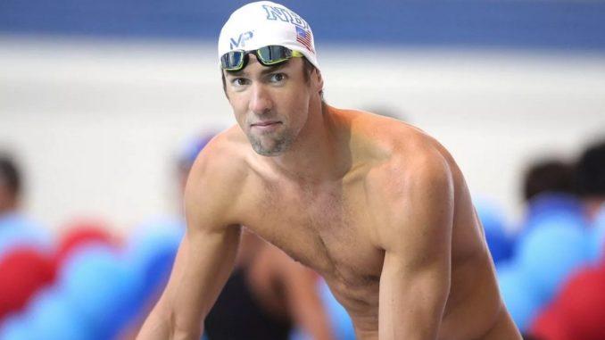 Майкл Фелпс - самый титулованный пловец и спортсмен в истории