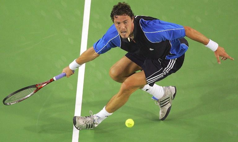Марат Сафин на победном для себя Australian Open-2005