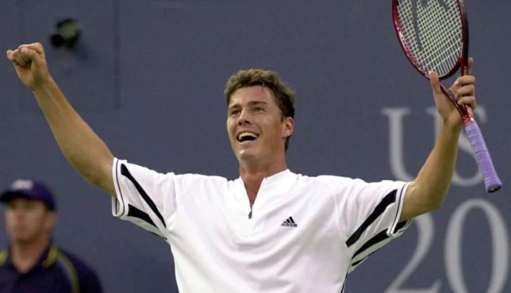 Марат Сафин - победитель US Open-2000