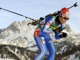 Ольга Медведцева (Пылева) - лидер сборной России по биатлону