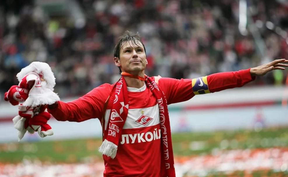 Прощальный матч Егора Титова