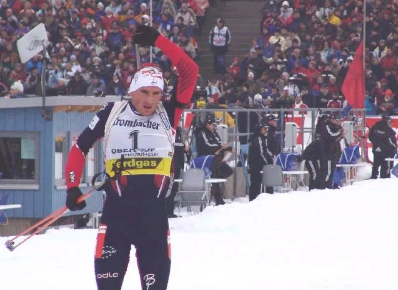 Рафаэль Пуаре на чемпионате мира-2004