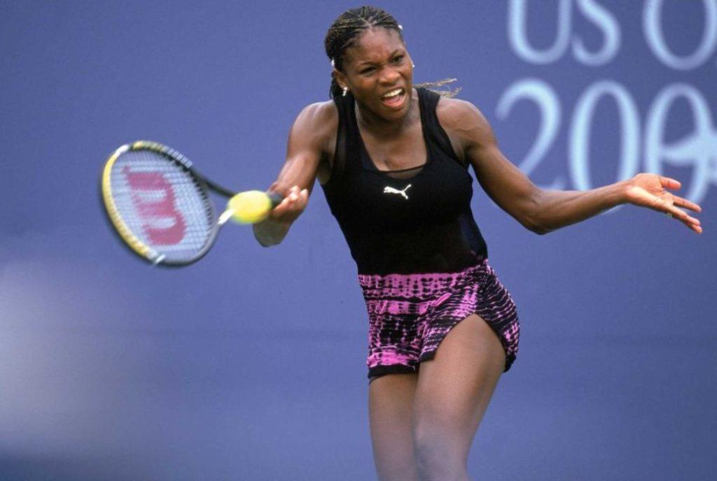 Винус Уильямс на US Open