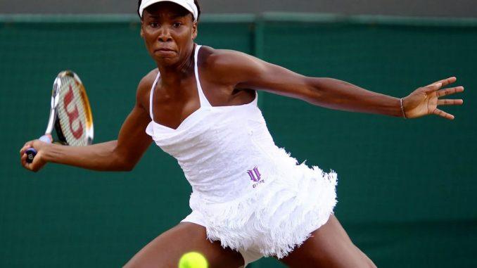 Винус Уильямс - одна из сильнейших теннисисток 2000-х годов