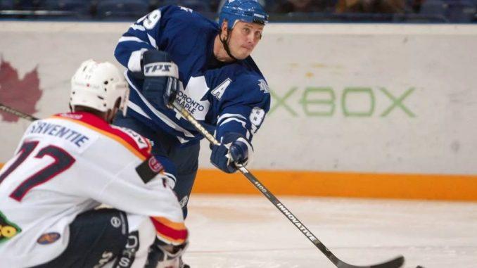 Александр Могильный - один из лучших российских нападающих в истории НХЛ