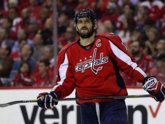 Александр Овечкин - лучший российский бомбардир НХЛ за всю историю