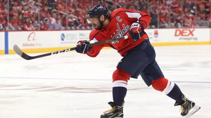 Александр Овечкин - лучший российский снайпер НХЛ за всю историю