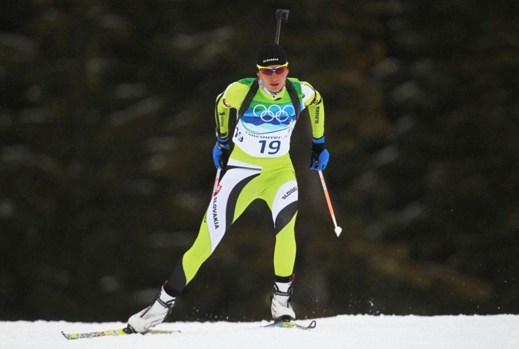 Анастасия Кузьмина - олимпийская чемпионка 2010 года в спринте