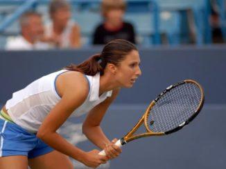 Анастасия Мыскина - одна из сильнейших российских теннисисток середины 2000-х годов