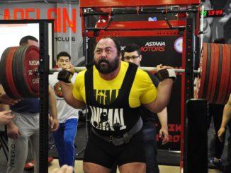 Андрей Маланичев - сильнейший пауэрлифтер в мире