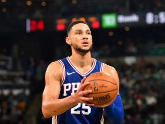 Бен Симмонс - новичок НБА 2018 года