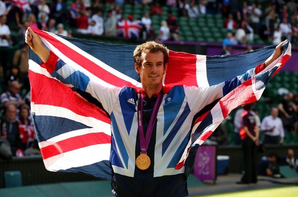 Энди Маррей - олимпийский чемпион 2012 года