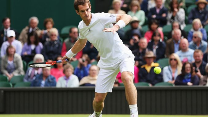Энди Маррей - самый титулованный британский теннисист