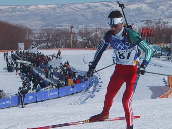 Фруде Андресен на Олимпиаде-2002