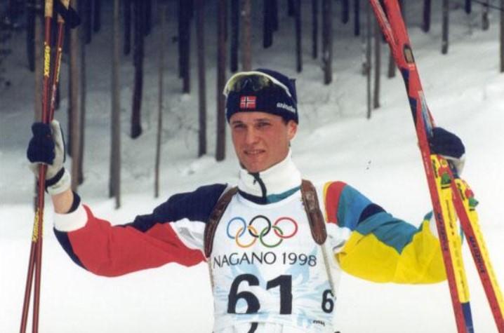 Фруде Андресен - серебряный призер Олимпийских игр 1998 года в спринте