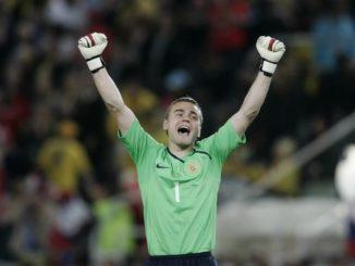 Игорь Акинфеев - самый титулованный российский вратарь