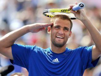 Михаил Южный - один из лучших российских теннисистов 2000-х годов