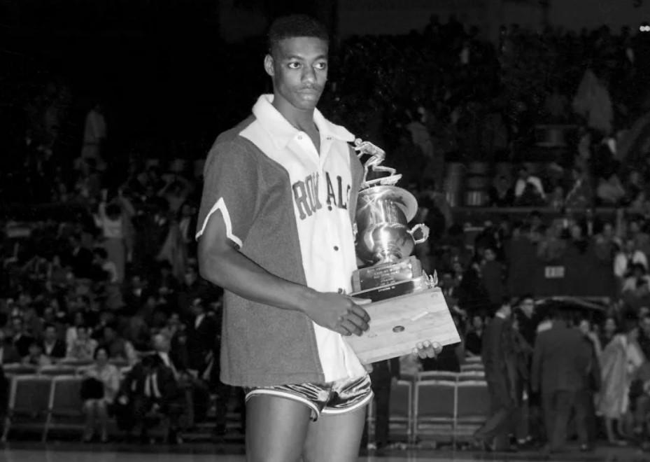 Оскар Робертсон - MVP НБА 1964 года