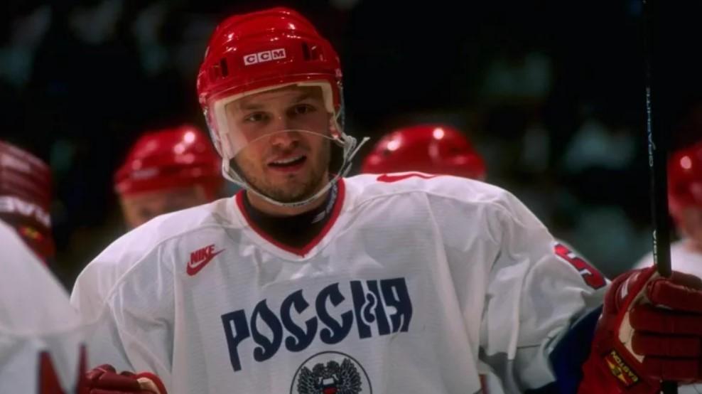 Сергей Гончар - один из сильнейших защитников в истории российского хоккея